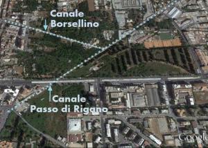 mappa canali
